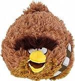 """UFFICIALE Angry Birds Star Wars 6 """" Animale Peluche aus SERIE 2 - Chewbacca - Questa serie di funzionalità peluche caratteri Angry Birds analoghi ai seguenti personaggi di Star Wars (venduto separatamente): Luke Skywalker, Yoda, Chewbacca, Ob..."""