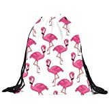 Rucksack, HUIHUI Unisex 3D Druck Kordelzug Backpack Wasserdicht Reiserucksack Outdoor Wanderrucksacke Jugendliche mädchen Rucksack Schultasche (Weiß)
