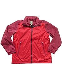 Para hombre ligero cresent es resistente al agua timberland soporte de chaqueta deportiva con capucha 6258J perchero de pared de