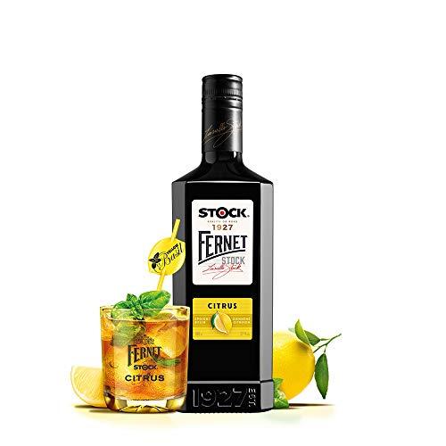Fernet Stock Citrus Kräuterlikör (1 x 0,5 Liter)