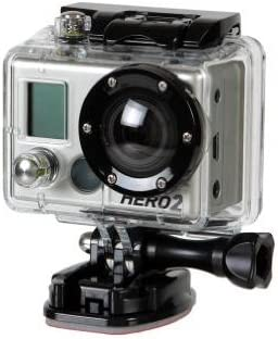 GoPro HD HERO2 Surf Edition - Videocámara deportiva de 11 Mp (vídeo Full HD 1080p, WiFi), plateado [importado]