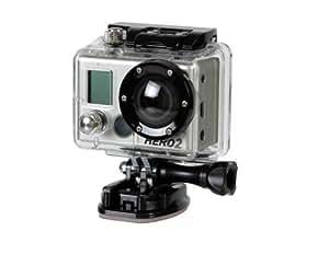 Gopro HD HERO 2 Action Camera-1080 pixels