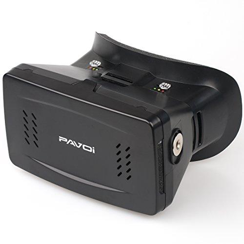 PAVOI montado en la cabeza Universal 3D II VR Virtual Reality Video Gafas para 3.5 6inch Smartphones