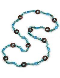 ed43e6ada864 Amazon.es  collar turquesa - Amazon  Joyería