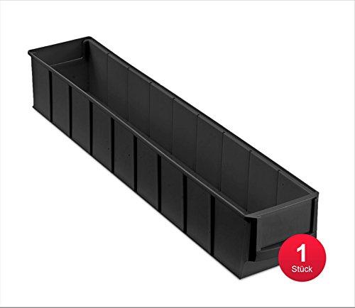 Preisvergleich Produktbild Industriebox 500 S leitfähig, 500x91x81mm, 1 St., schwarz