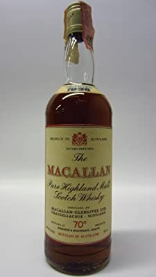 Macallan - Pure Highland Malt - 1938