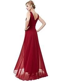 ace0fb2c52e Amazon.fr   Rouge - Robes   Femme   Vêtements