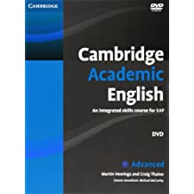 Cambridge Academic English C1 Advanced Class Audio CD and DVD Pack: An Integrated Skills Course for EAP