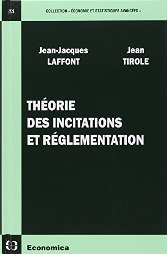 Thorie des incitations et rglementation