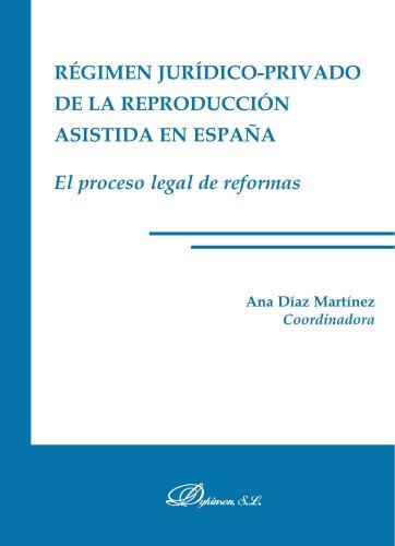 Régimen Jurídico-Privado De La Reproducción Asistida En España