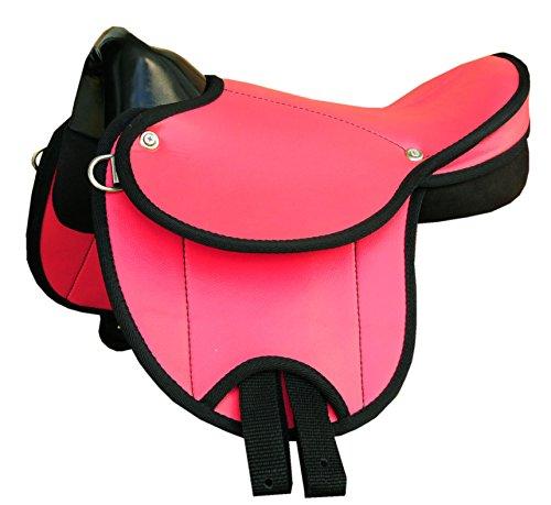Pony-Shettysattel Little Emily-auch für Holzpferde geeignet- viele Farben TOP Ausführung | Shettysattel Ponysattel
