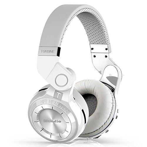 BTEK® Turbine 2 tiro cuffie stereo bluetooth freno cuffie senza