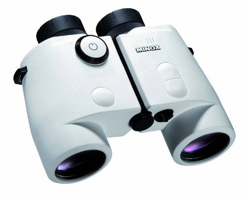 Get MINOX BN 7×50 DCM Binoculars white with multifunction digital compass Review