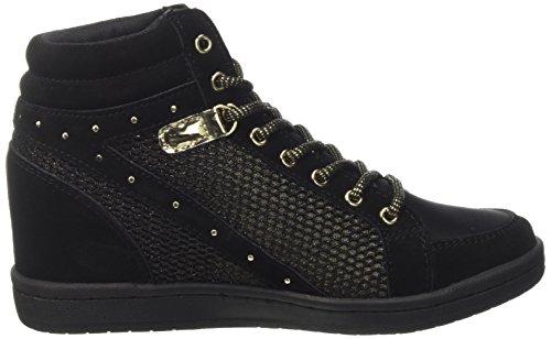 Versace Damen Ee0vqbsi2_e75443 Hohe Sneaker Multicolore (Fantasia)