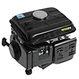 Ebuy India 220V 650W Inverter Generator Multifunction Portable Gas Generator Emergency Survival Power Supply