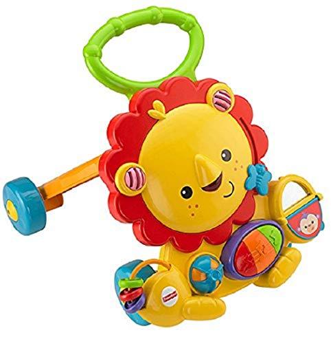 Fisher-Price - León andador musical (Mattel Y9854)
