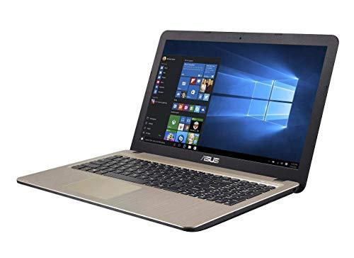 (Renewed) Asus Vivobook X540MA-GQ024T 15.6-inch Laptop (Intel Celeron N4000/4GB/500GB/Home windows 10/Built-in Graphics), Chocolate Black Image 6