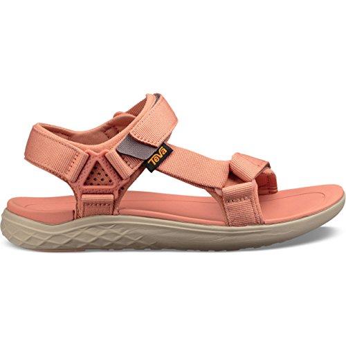 Teva Damen W Terra-Float 2 Universal Sandalen Pink (Coral Sand)
