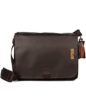 BREE Punch 49   Umhängetasche   LKW-Planen Messenger Bag