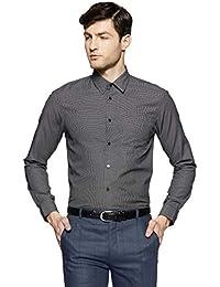 Arrow Newyork Men's Slim Fit Formal Shirt