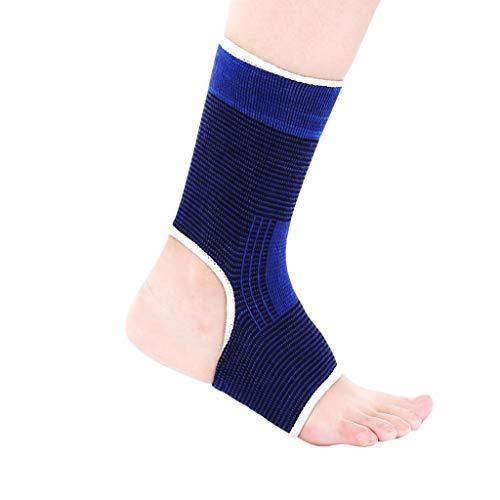 Xiaoping Knöchelunterstützungssport Knöchelschutz, Knöchelgelenkschutz, Schutzausrüstung, Basketballausrüstung, Fuß- und Handgelenkabdeckung (Zwei Packungen)