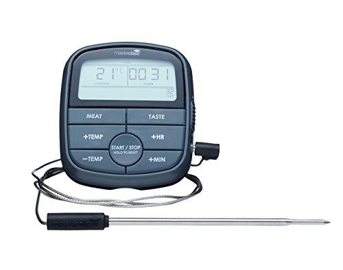 MasterClass termómetro Digital cocinar 24 Horas Temporizador