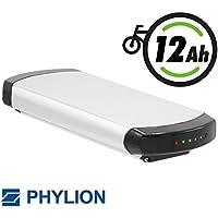 Phylion Akku XH370-10J für E-Bike Pedelec 37V 12Ah mit SMART-BMS ( 5-polige Variante )