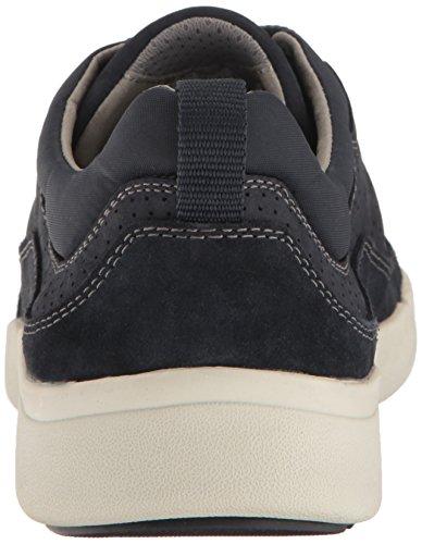 Geox U Ailand A, Sneakers Basses Homme Bleu (Navyc4002)