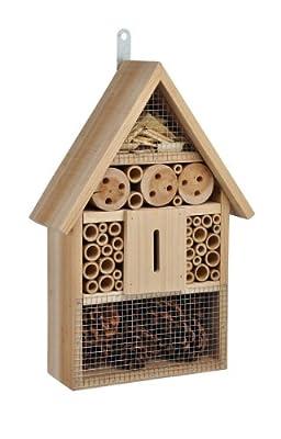 Insektenhotel Insektenhaus ideal als Nist- und Überwinterungshilfe 57131 von HI bei Du und dein Garten