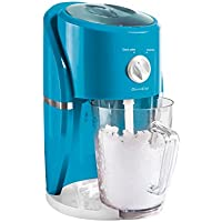 Domoclip DOM332 1.1L 25W Electric ice crusher - Ice Crushers (Electric, Blue, 1.1 L, 220 x 180 x 350 mm, 25 W)