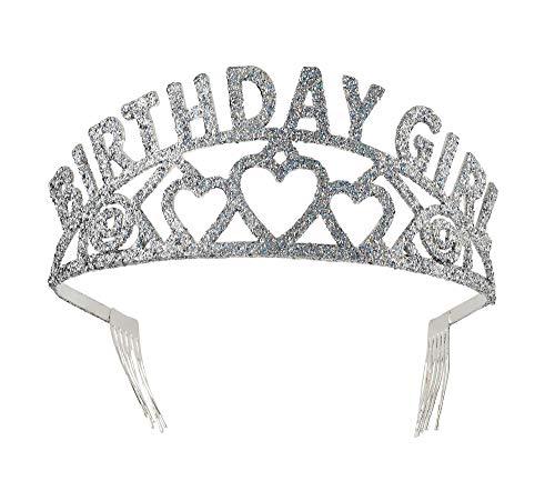 Bristol Novelty Tiara. Birthday Girl. Glitter