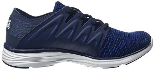 Lonsdale Herren Peru Outdoor Fitnessschuhe Blau (blu / Blu)