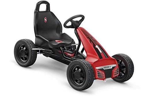Puky Go-Cart F550L schwarz-rot [Spielzeug]