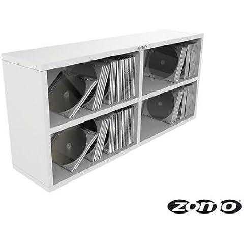 Zomo 0030102928100/2Cs–Box bianco