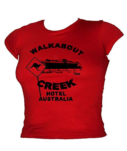 Blue Ray T-Shirts -  T-shirt - Donna Red