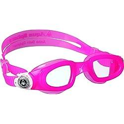 Aqua Sphere Moby - Gafas de natación para niño Rosa Rosa