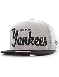 A NEW ERA Era – Gorra con visera plana para hombre York Yankees 9 Fifty  retroscholar 0db999e2ce3