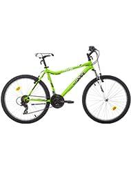 """Solid MISTIQUE Bicicleta de montaña, Tamaño de rueda: 26"""", 21 velocidades"""