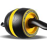Olydmsky Wheel Bauchtrainer Die Taille und Bauch-Zyklus von Männern und Frauen erhielten Bauch Weste Linie Trainer Haushalt Damen Gewicht Reduziert Bauch-Roller