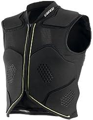 Dainese Safety Rhyolite Vest - Prenda, color negro, talla L