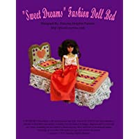 """Sweet Dreams"" Fashion Doll Bed: Plastic Canvas Pattern"
