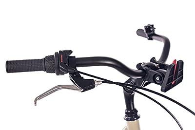 26 Zoll Cityrad Damenrad KCP TOURY mit 3G SHIMANO NEXUS & Rücktritt nach StVZO schwarz oliv