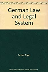 German Law and Legal System