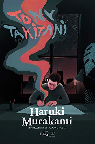 Tony Takitani: Ilustraciones de Ignasi Font (volumen independiente)