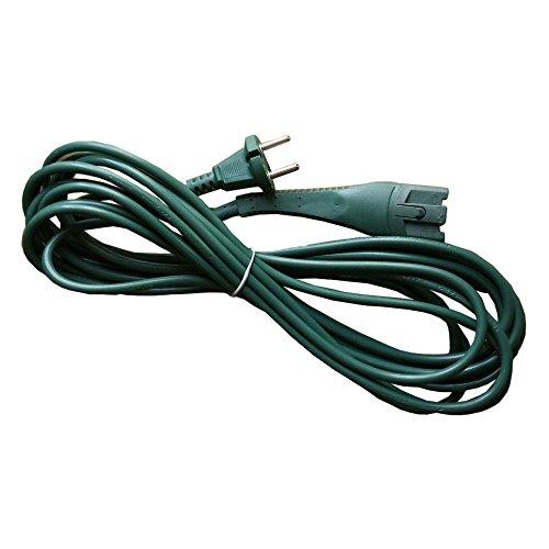 Stromkabel Kabel Anschlusskabel geeignet Für Vorwerk Kobold VK 130, 131, VK130, VK131