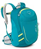 Osprey Kinder Jet 12 Hiking Pack, Real Teal, O/S