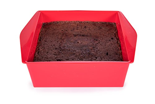 Betty Crocker Bcb-3001 micro-onde Brownie Maker, plastique, Rouge