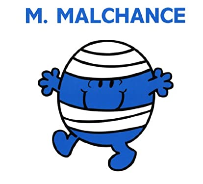 Monsieur Malchance (Collection Monsieur Madame)