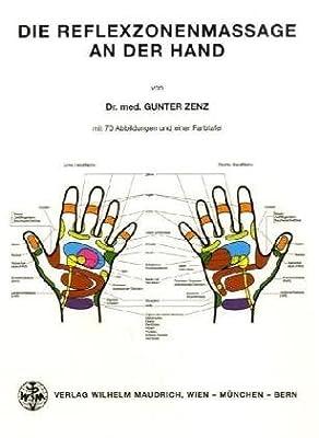 Die Reflexzonenmassage an der Hand