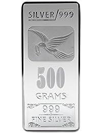 Joyalukkas 500 grams 999 Silver Bar